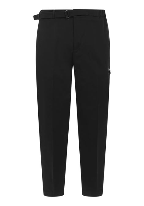 Be Able Aron Trousers  Be Able | 1672492985 | 3483NERO