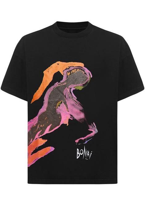 T-shirt Bonsai  Bonsai | 8 | TS001BLACK
