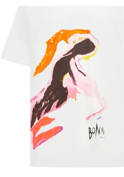 T-shirt Bonsai  Bonsai | 8 | TS001WHITE