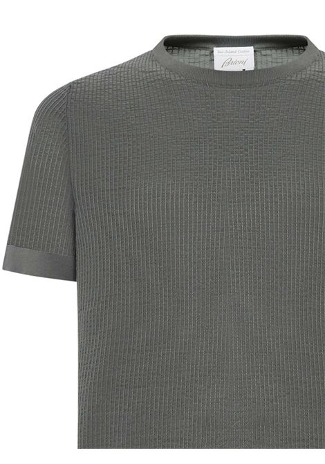 Brioni T-shirt Brioni   8   UMR00LP0K273200