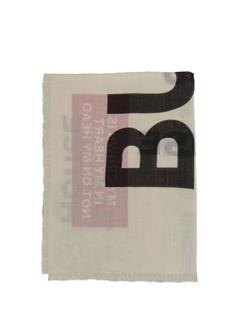 Burberry Scarf Burberry | 77 | 8017403WHITE