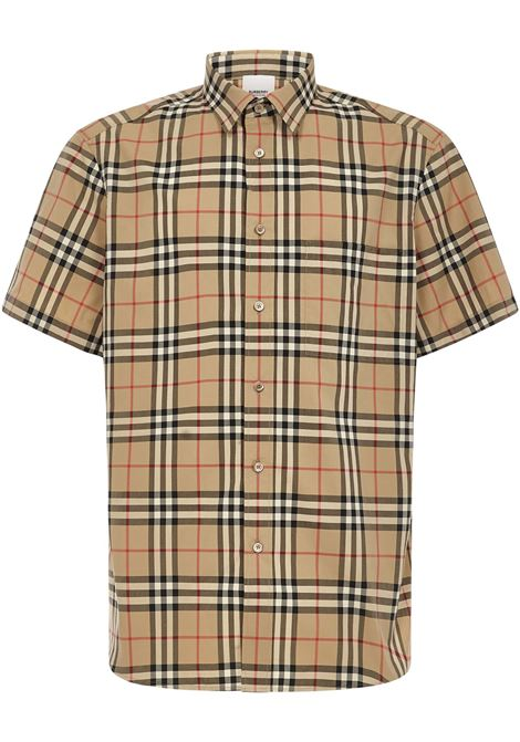 Burberry Shirt Burberry | -1043906350 | 8038524A7028