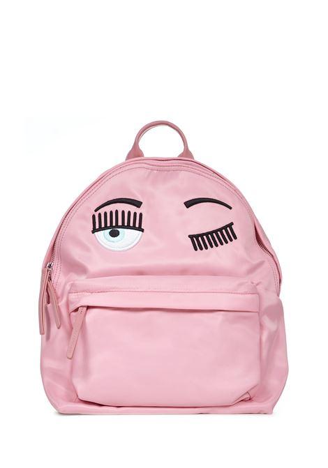 Chiara Ferragni Kids Backpack Chiara Ferragni kids | 1786786253 | 20AICFZ076PINK