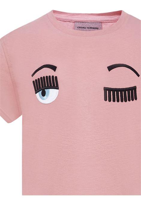 Chiara Ferragni kids T-shirt Chiara Ferragni kids | 8 | 20PECFKT005PINK