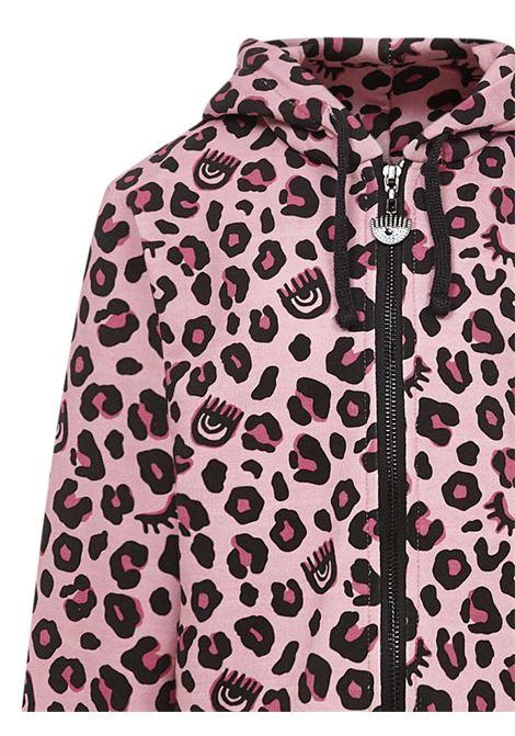 Chiara Ferragni Kids Sweatshirt Chiara Ferragni kids | -108764232 | 21PECFKF054PINK