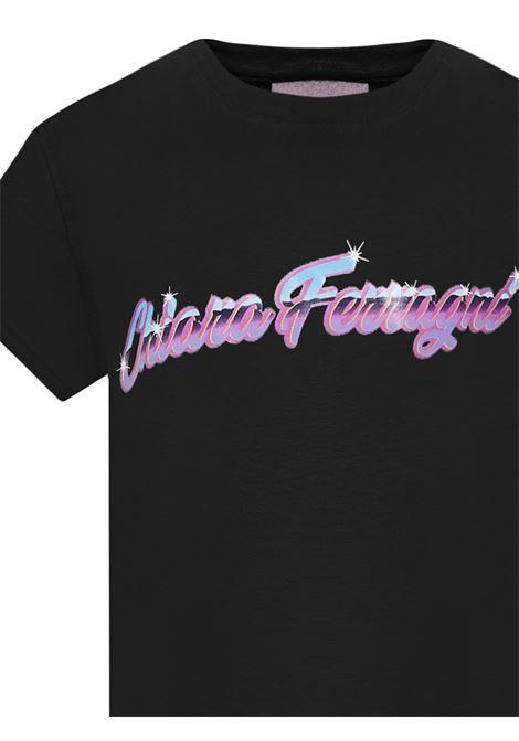 Chiara Ferragni Kids T-shirt Chiara Ferragni kids | 8 | 21PECFKT032BLACK
