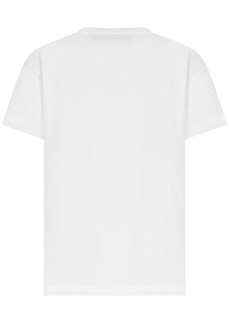 Chiara Ferragni Kids Mascotte T-shirt  Chiara Ferragni kids | 8 | 21PECFKT033WHITE