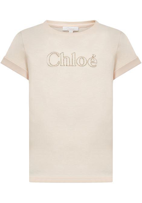 Chloé Kids T-shirt  Chloé Kids | 8 | C15B8445F