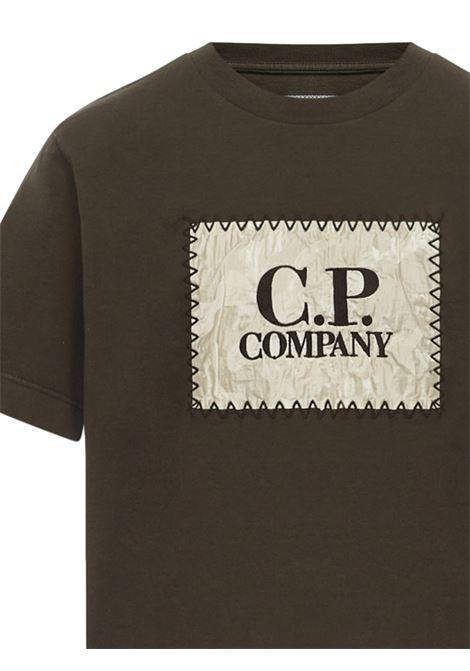 C.P. Company Kids T-shirt  C.P. Company Kids | 8 | 10CKTS075683