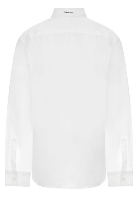 Dsquared2 Junior Shirt Dsquared2 Junior | -1043906350 | DQ03VYD00XEDQ100