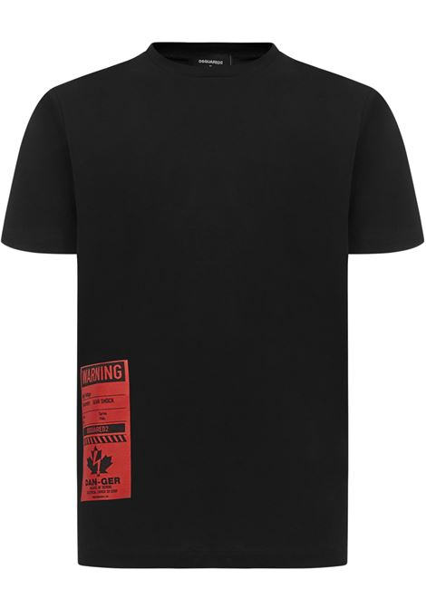 Dsquared2 T-shirt Dsquared2   8   S71GD1039S23009900