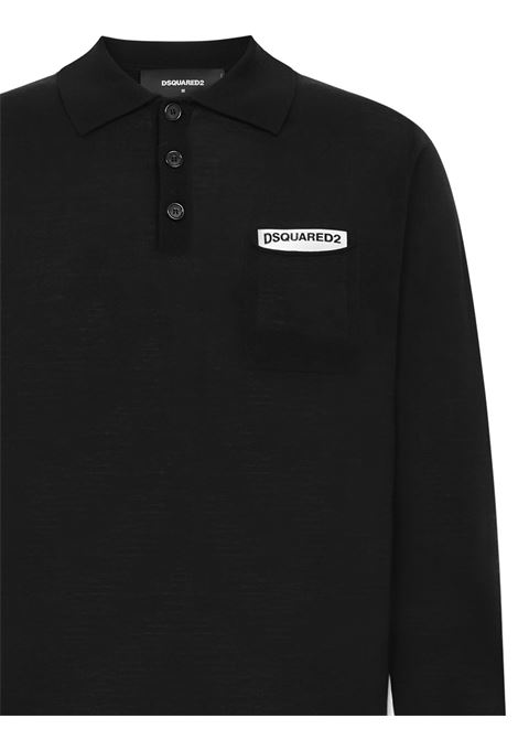 Dsquared2 Polo shirt Dsquared2   2   S74HA1147S16794900