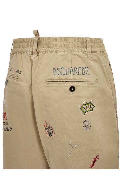 Dsquared2 Shorts Dsquared2   30   S74MU0663S39021111