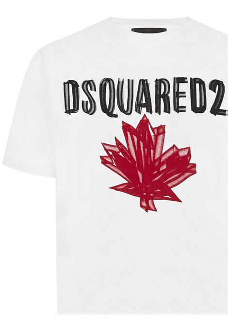 Dsquared2 T-shirt Dsquared2 | 8 | S75GD0156S22844100
