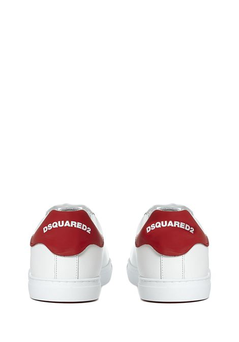 Dsquared2 New Tennis Sneakers Dsquared2   1718629338   SNM000511570001M1747