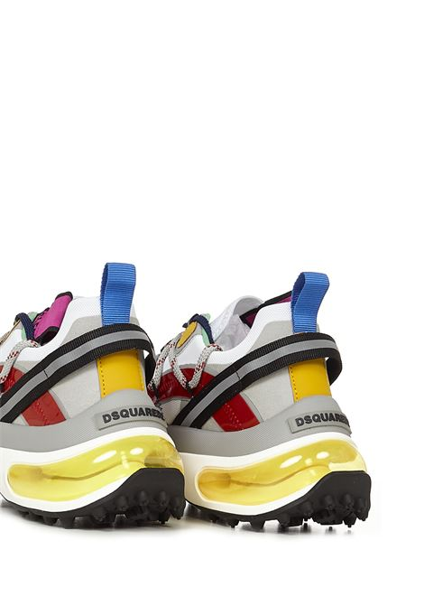 Dsquared2 Bubble Sneakers  Dsquared2 | 1718629338 | SNW011416801659M2059