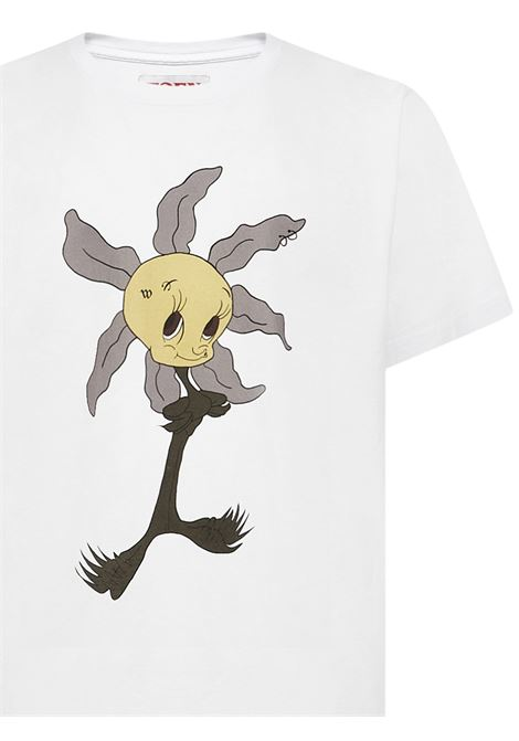 Eden X Wretched Flowers T-shirt  Eden | 8 | SS21011WHB