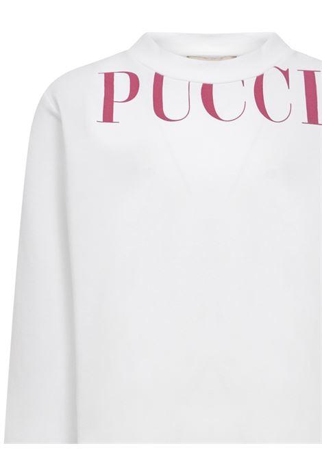 Felpa Emilio Pucci Kids Emilio Pucci Kids | -108764232 | 9M4000MX180100