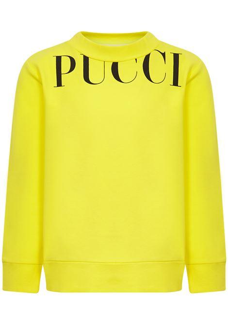 Felpa Emilio Pucci Kids Emilio Pucci Kids | -108764232 | 9M4000MX180200
