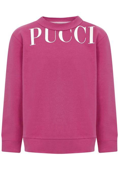 Felpa Emilio Pucci Kids Emilio Pucci Kids | -108764232 | 9M4000MX180509