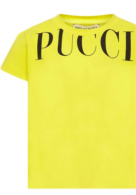 T-shirt Emilio Pucci Kids Emilio Pucci Kids | 8 | 9M8001MX170200