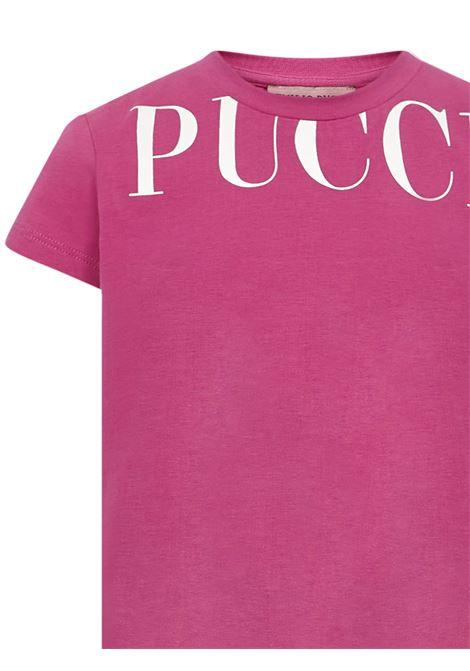 T-shirt Emilio Pucci Kids Emilio Pucci Kids | 8 | 9M8001MX170509