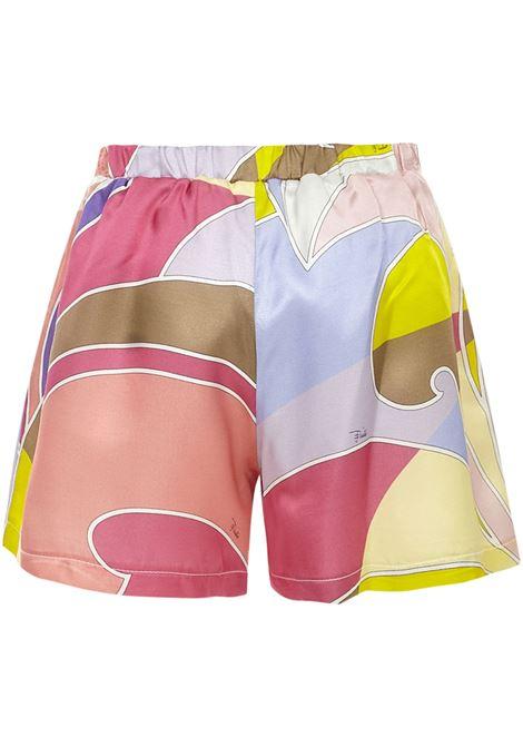 Shorts Emilio Pucci Kids Emilio Pucci Kids   30   9O6139OC370204VI