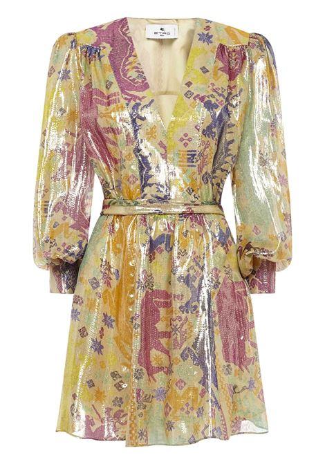 Etro Mini Dress Etro | 11 | 1422842818000