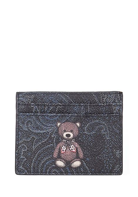 Etro Card Holder Etro | 633217857 | 1H7692445200