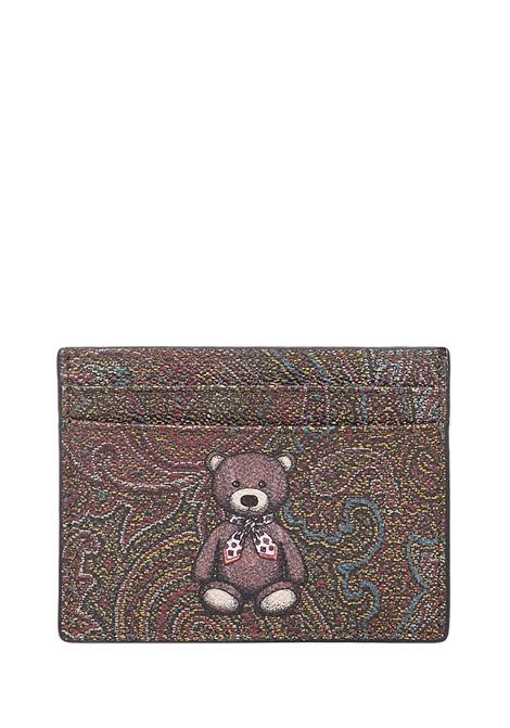 Etro Card Holder Etro | 633217857 | 1H7692445600