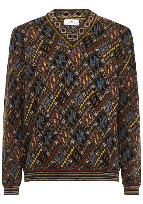 Etro Sweater Etro | 7 | 1M91199008000