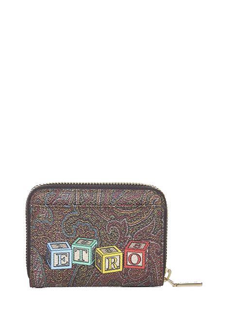 Etro Coin Purse Etro | -1153807348 | 1N0832445600