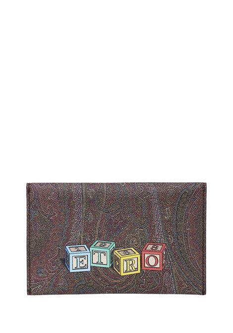 Etro Toys Clutch Etro | 77132891 | 1N1172452602