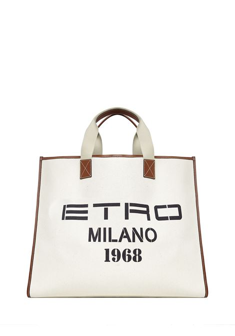 Etro Etro Milano 1968 Tote Bag Etro | 77132927 | 1N3698895991