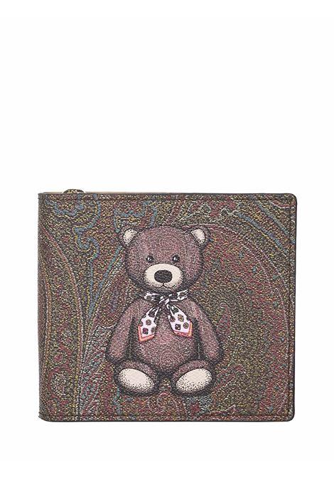 Etro Wallet Etro | 63 | 1N3722445600
