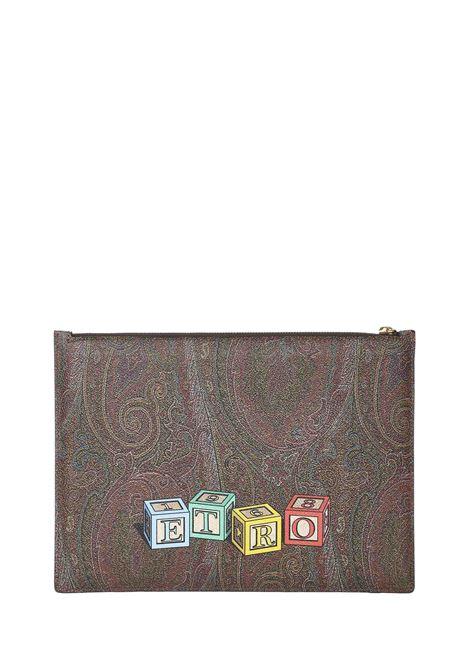 Etro I-Pad Case Etro | 77132862 | 1N4602431600