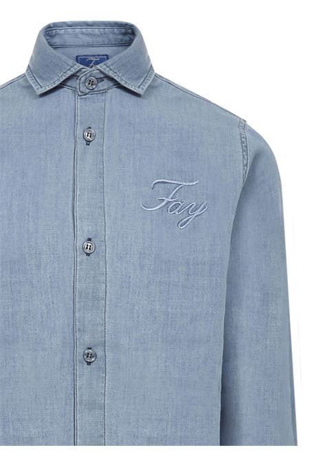 Fay Kids Shirt Fay Kids | -1043906350 | 5M5030MX250618