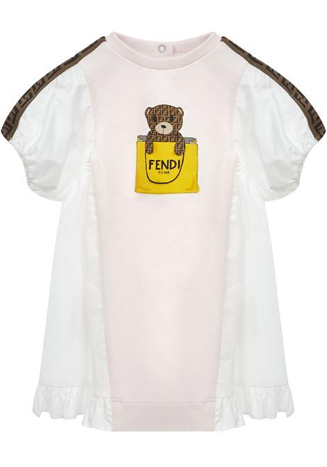 Abito Fendi Kids Fendi Kids | 11 | BFB347AEYZF0C11