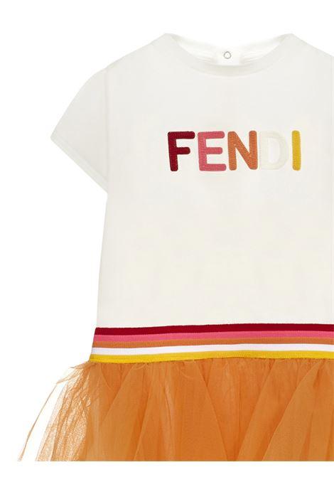 Abito Fendi Kids Fendi Kids | 11 | BFB361AEY6F0TU9