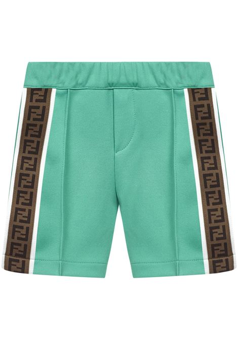 Fendi Kids Shorts  Fendi Kids | 30 | BMF180A69DF1CE7