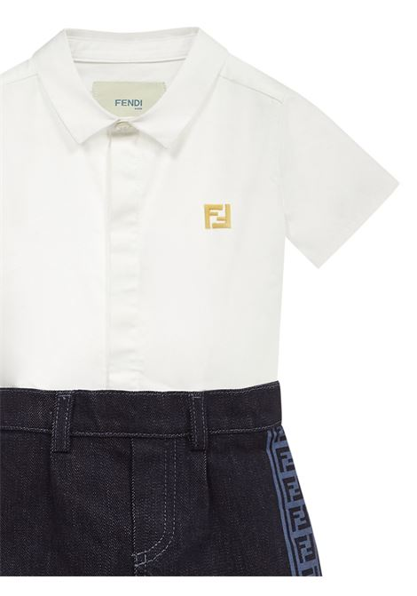 Fendi Kids Romper suit Fendi Kids | 19 | BML112AEYRF0GCT