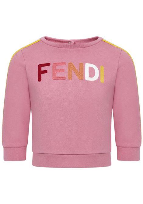 Fendi Kids Sweatshirt Fendi Kids | -108764232 | BUH0255V0F1DER