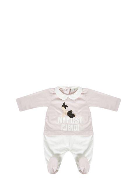 Fendi Kids Kit Fendi Kids | 158 | BUK072ST8F0C11