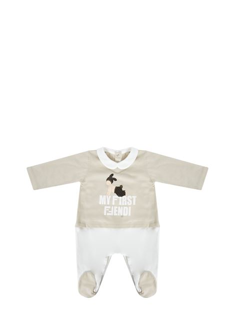 Fendi Kids Kit Fendi Kids | 158 | BUK072ST8F19J5