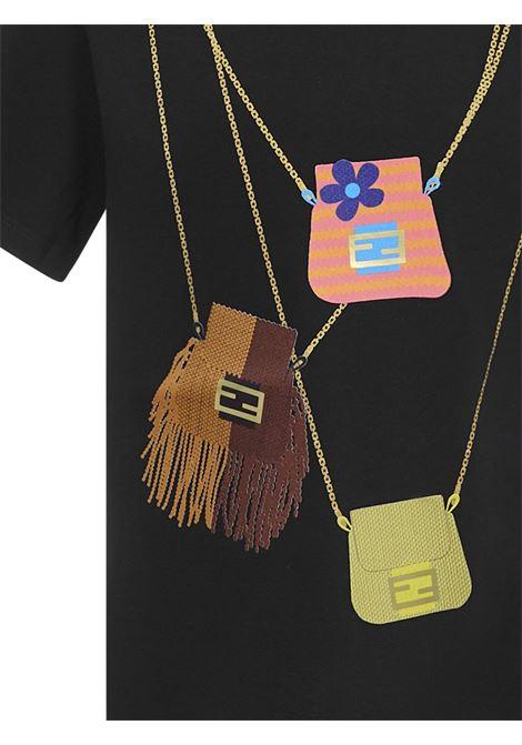 T-shirt Fendi Kids Fendi Kids | 8 | JFI2207AJF0GME