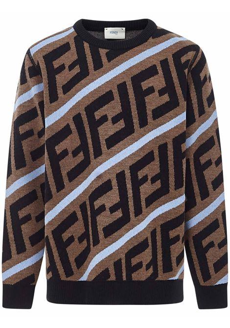 Fendi Kids Sweater Fendi Kids | 7 | JMG066A8L7F17TR