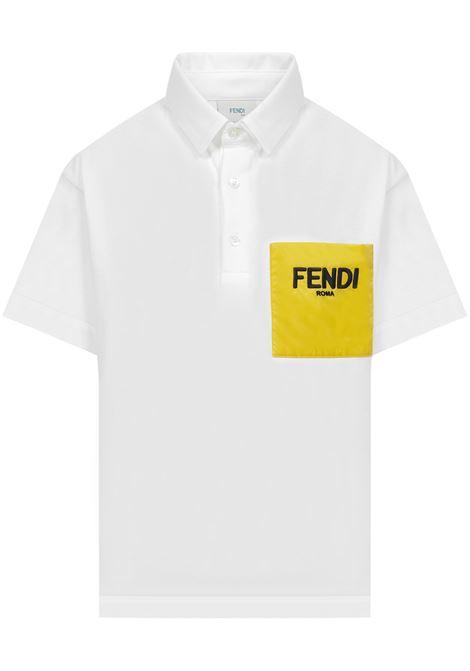 Fendi Kids Polo Fendi Kids | 2 | JMI361AEXLF0ZNM
