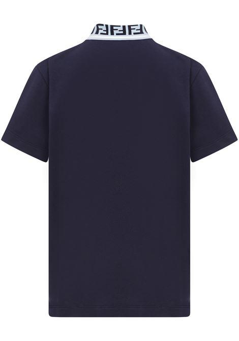 Fendi Kids Polo Shirt Fendi Kids | 2 | JMI365AVPF0QB0