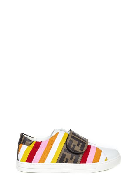 Fendi Kids Sneakers Fendi Kids | 1718629338 | JMR360AEGJF1D10