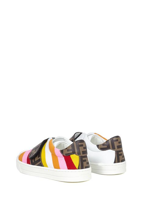 Fendi Kids Sneakers Fendi Kids | 1718629338 | JMR361AEGJF1D10